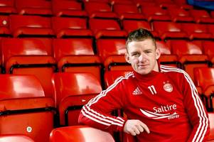 aberdeen star jonny hayes admits: i'd swap first ireland cap and going to the euros to win a trophy with the dons