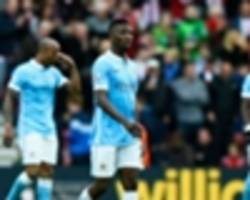 Iheanacho: City will bounce back from Saints defeat