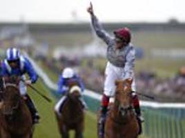 galileo gold could race in epsom derby or st james's palace stakes