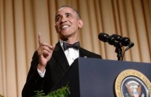 WATCH LIVE: Obama Speaks at 2016 White House Correspondents' Dinner