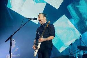 Radiohead appears to be slowly fading from the internet