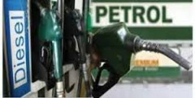 Petrol price hiked by Rs. 1.06/litre, diesel up by Rs. 2.94/litre