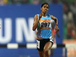 Sudha Singh qualifies for Rio Olympics in 3000 m steeple chase event