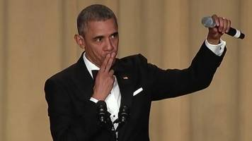 Mic Drop: Obama Cracked On Everyone Applying For His Job