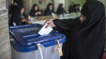 Runoff Elections Offer Morale Boost To Iran's President Rouhani