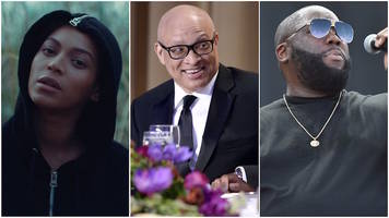 Larry Wilmore Jokes About Beyoncé, Killer Mike, Prince at the White House Correspondents' Dinner: Watch
