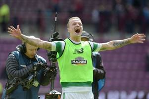Celtic star Leigh Griffiths warns rivals: Think you can stop us next year? Bring it on