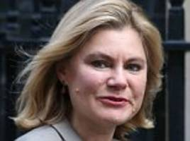 justine greening blames phillip hammond for wasteful spending on odd foreign aid projects