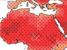 Global warming could turn Middle East and Northern Africa into 'dead zones' for humans
