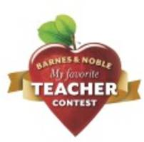 "barnes & noble names carrie martin national winner of the 2016 ""my favorite teacher contest"" and ""teacher of the year"""