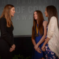 Two California Youth Honored for Volunteerism at National Award Ceremony in Washington, D.C.