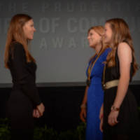 Two North Carolina Youth Honored for Volunteerism at National Award Ceremony in Washington, D.C.
