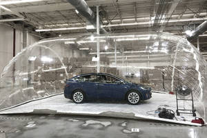 elon musk says tesla's bioweapon defense mode 'is real' after life-saving car demo