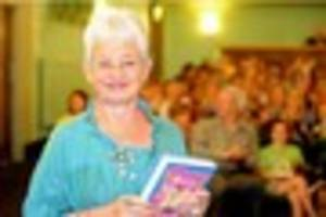jacqueline wilson joins host of celebrities for ebay greetings...