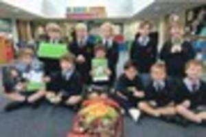 youngsters find out that growing seeds is rocket science