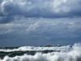 Storms, monster swell set to hit