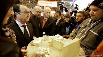 france, us exchange warnings over agriculture in trade pact