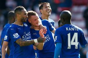 Jamie Vardy is having a party! 10 things to expect as Leicester watch Chelsea vs Spurs at striker's house