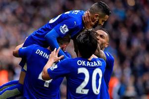 Leicester Premier League timeline - the crucial wins and key moments in the Foxes' incredible title success