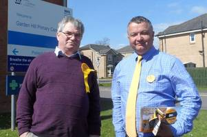 Liberal Democrat candidate Andrew Metcalf apologises after claiming women are not as strong as men