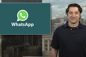 Judge shuts off WhatsApp in Brazil, new drone flyover of Apple 'spaceship' campus