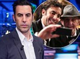 comedian sacha baron cohen is mourning the death of his millionaire father, 83, described by employees as a 'real gentleman' after he died at home surrounded by family