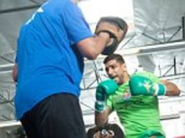 Amir Khan warns Anthony Joshua: Don't make the same mistake I did in pursuit of world titles