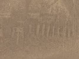 New geoglyph discovered in Nazca desert: 90-foot image shows imaginary animal sticking out its long tongue