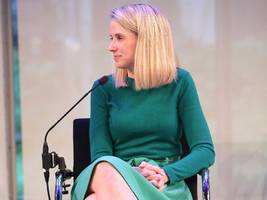 yahoo's hr boss changed his mind about leaving the company after having a dream where he was talking to marissa mayer (yhoo)