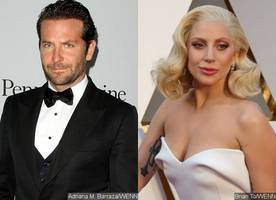 bradley cooper is courting lady gaga for 'a star is born' remake