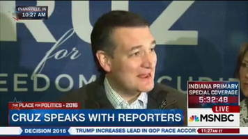 ted cruz: yes my dad killed jfk