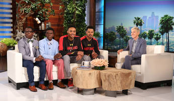 running man challenge heads to 'ellen show'
