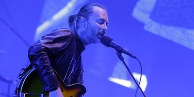 """radiohead release """"burn the witch"""" on spotify and youtube, despite thom yorke's previous hate"""