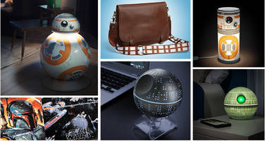 engadget giveaway: win a 'star wars' prize pack courtesy of thinkgeek!