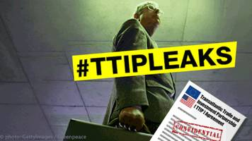 US 'not particularly concerned' by TTIP leaks