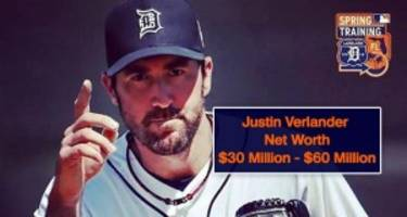 here's justin verlander's net worth after his engagement to kate upton