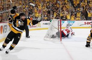 Penguins edge Capitals behind Matt Murray to take control of series