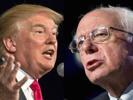 Are You Feeling The Bern? Trump Wants You!
