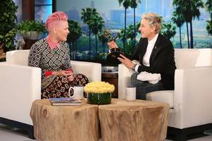 pink jokes she and husband carey hart are 'due' for another break