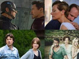 Coming to Theaters Near You: 'Captain America: Civil War,' 'A Bigger Splash,' 'The Family Fang,' and More