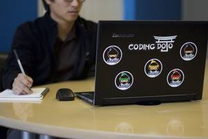 coding dojo launches its corporate training program to help businesses train engineers