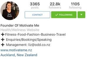 Instagram is testing a Facebook-like profile for businesses — here's what it looks like