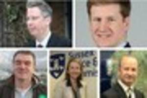 sussex police and crime commissioner election candidates 2016
