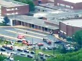maryland shooting at school leaves one dead and one injured