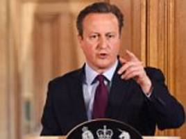David Cameron admits Donald Trump has earned 'respect' for winning Republican nomination but refuses to apologise AGAIN for calling him 'divisive, stupid and wrong'
