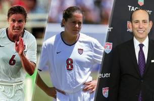 Brandi Chastian, Shannon MacMillan and Don Garber elected to U.S. Soccer Hall of Fame
