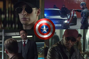 'captain america: civil war' product placement, from smartphones to designer suits