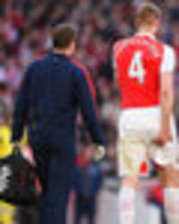bad news for arsenal: arsene wenger confirms star man is out for rest of the season