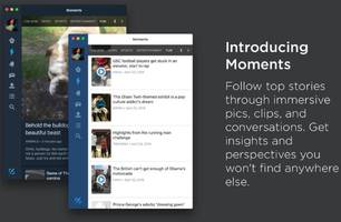 Twitter updates its Mac app with Moments and poll support