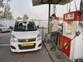 Centre warns Supreme Court the ban on petrol and diesel cabs is putting women in danger